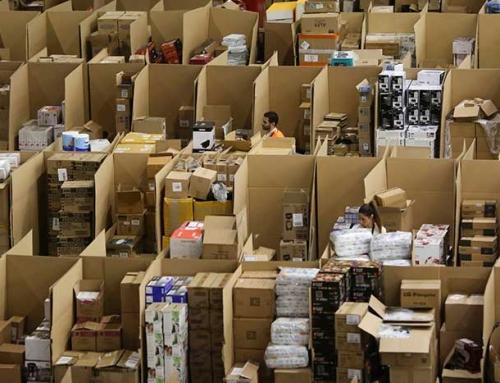 La logística brilla por el «e-commerce»