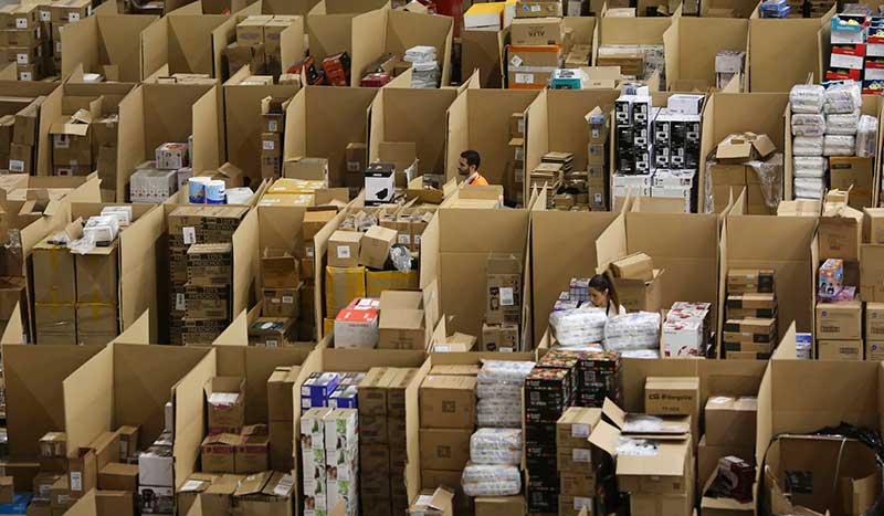 La logística brilla por el 'e-commerce'