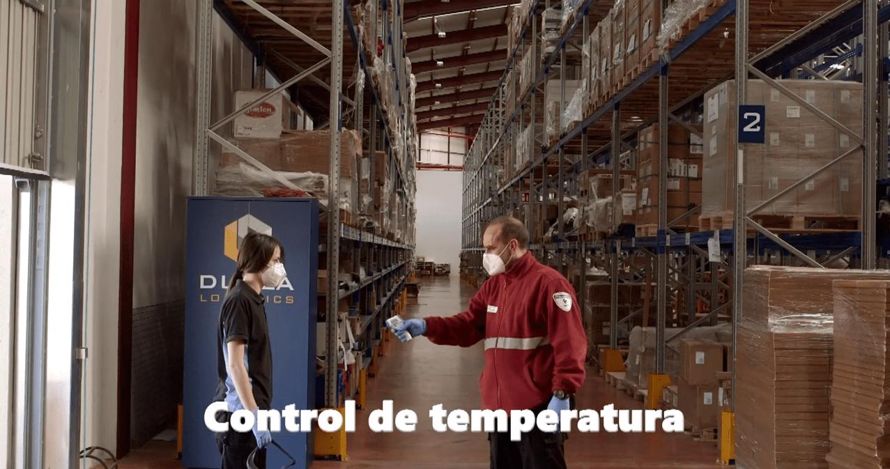 Medidas de Seguridad Dupla Logistics